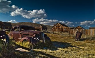 Bodie Town 2010